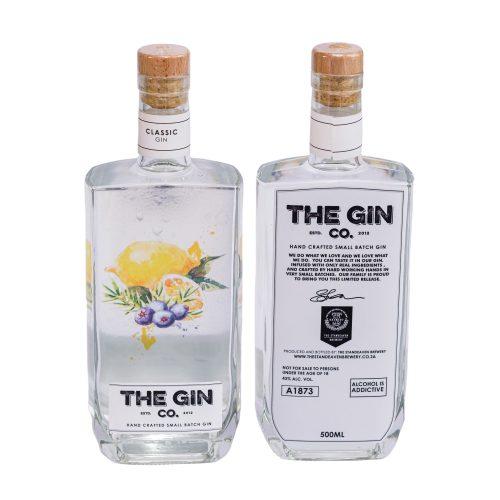 Classic Gin 500ml