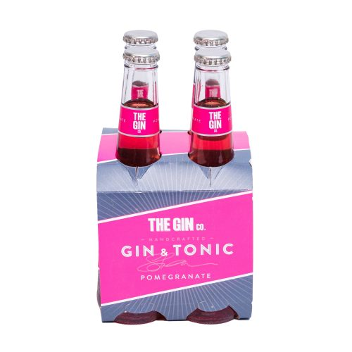Gin & Tonic Pomegranate (4 Pack)