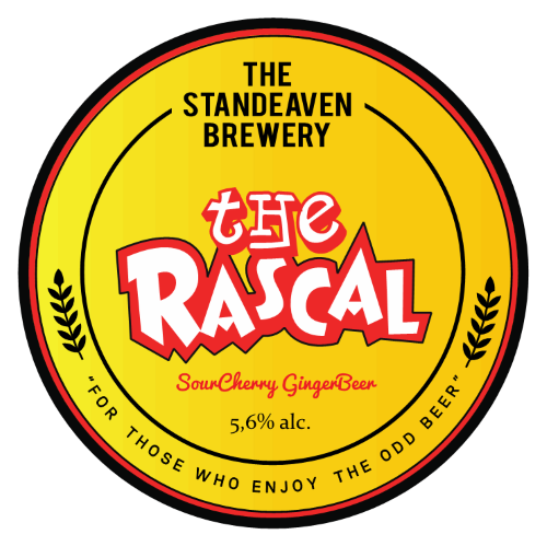 Rascal Sour Cherry Ginger