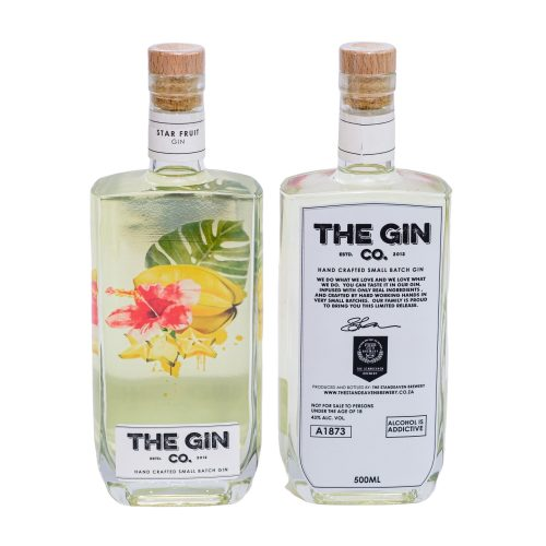Star Fruit Gin 500ml