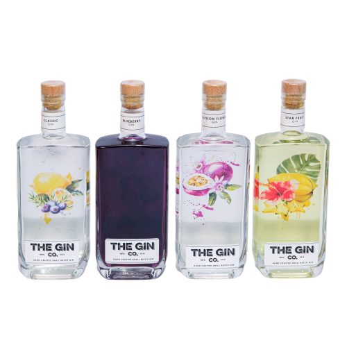 Th Gin Co Gins – Flavour Pack